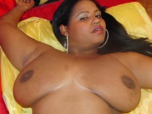 Victorina - schwarzes camsex girl